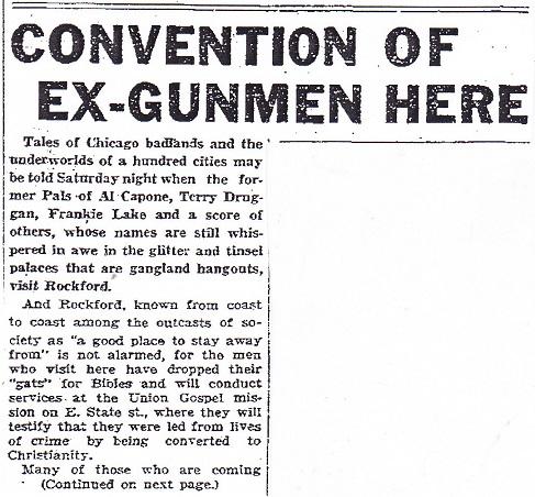 Ex-Gunmen - 1 sm
