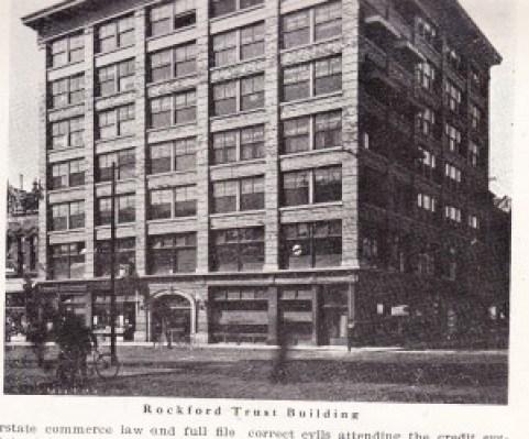 Rockford Trust Bldg photo