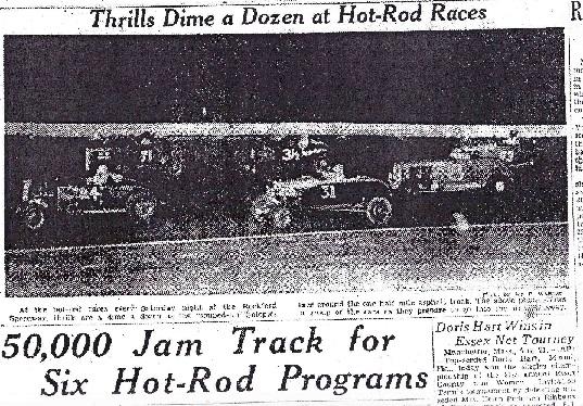 Hot Rod Races
