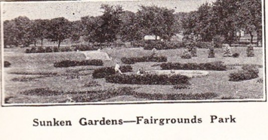 Fairgrounds Park, 1926
