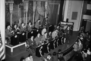 Bill Engberg Orchestra at Hotel Faust Sodatorium