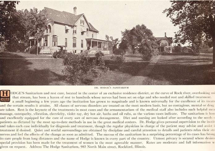 Hodge's Sanitarium