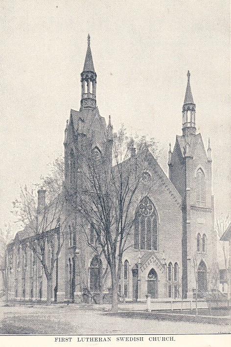 First Lutheran Swedish