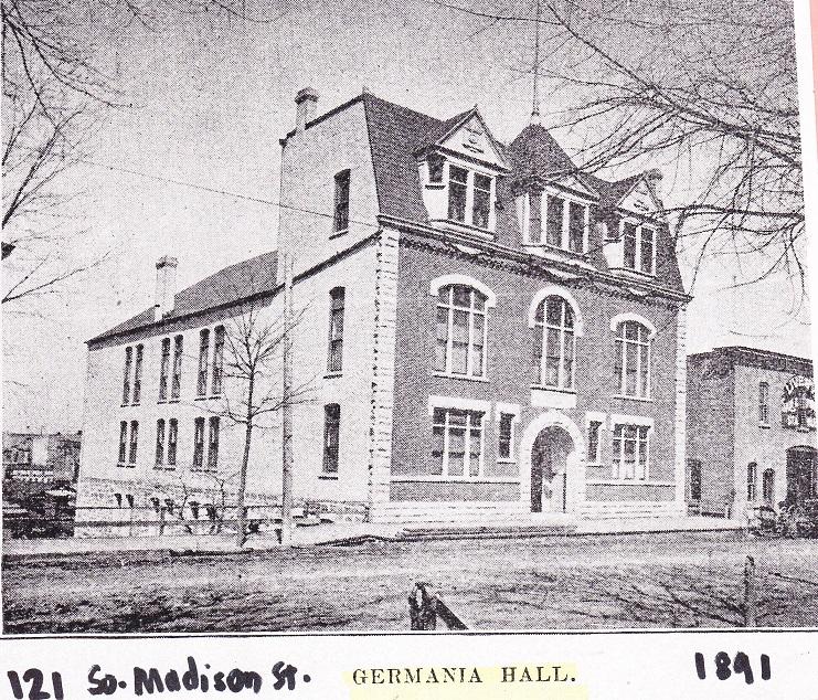 Germania Hall 2