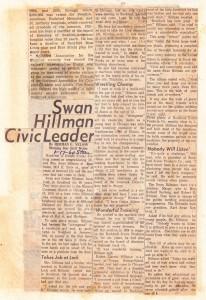 Swan Hillman