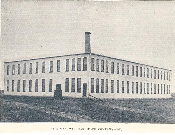 Van Wie Gas Stove Co.