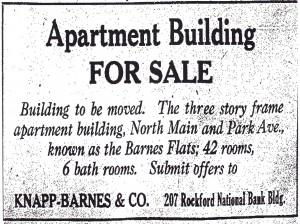 Barnes Apartments