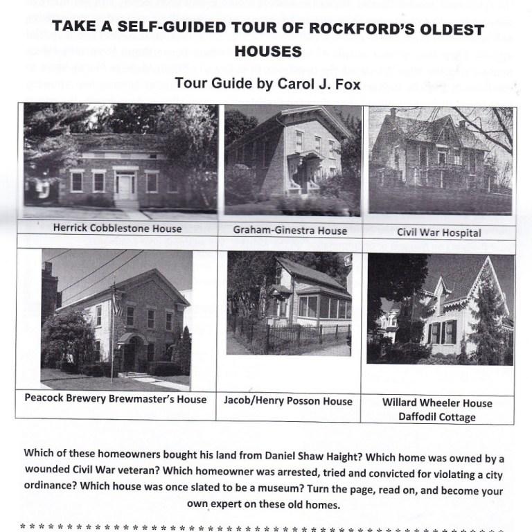 Rockford's Oldest House