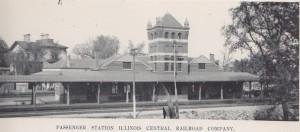 Illinois Central Passenger Depot