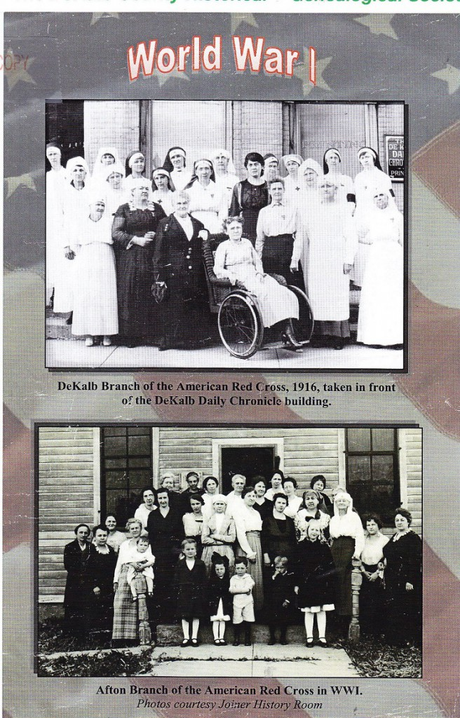 WWI American Red Cross