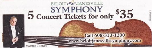 Belioit Janesville Symphony