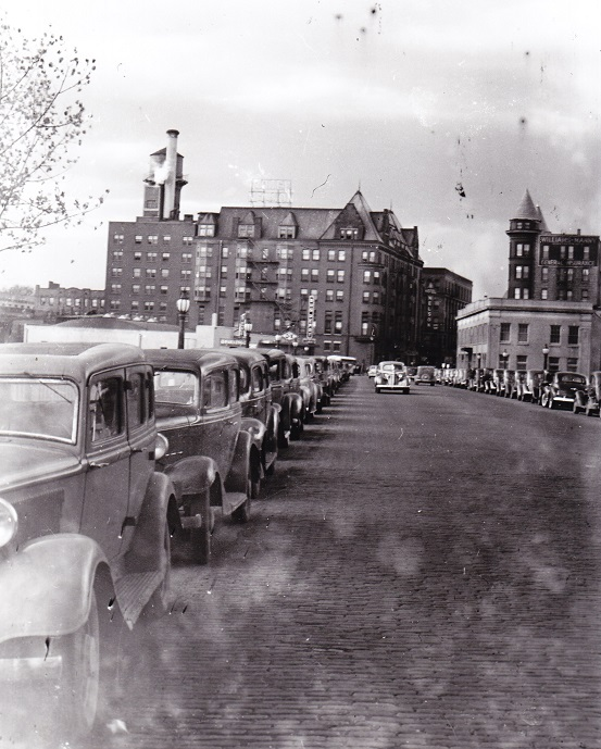 Nelson Hotel 1940