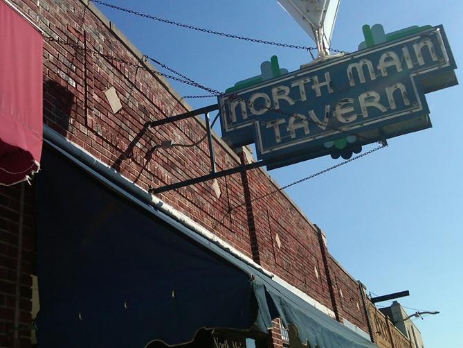 No. Main Tavern - 1