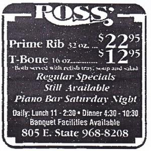 Ross's