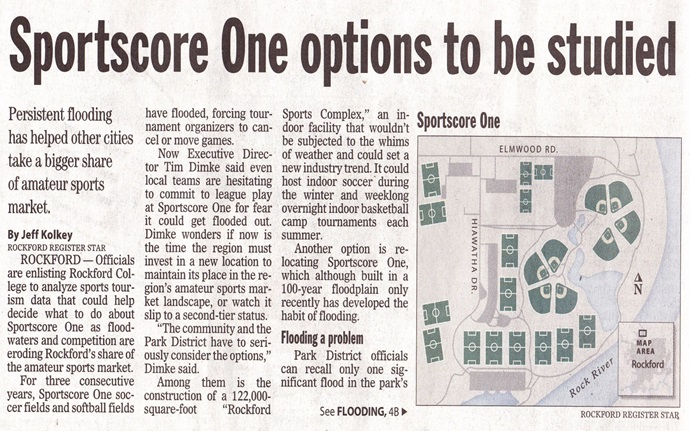 Sportscore One