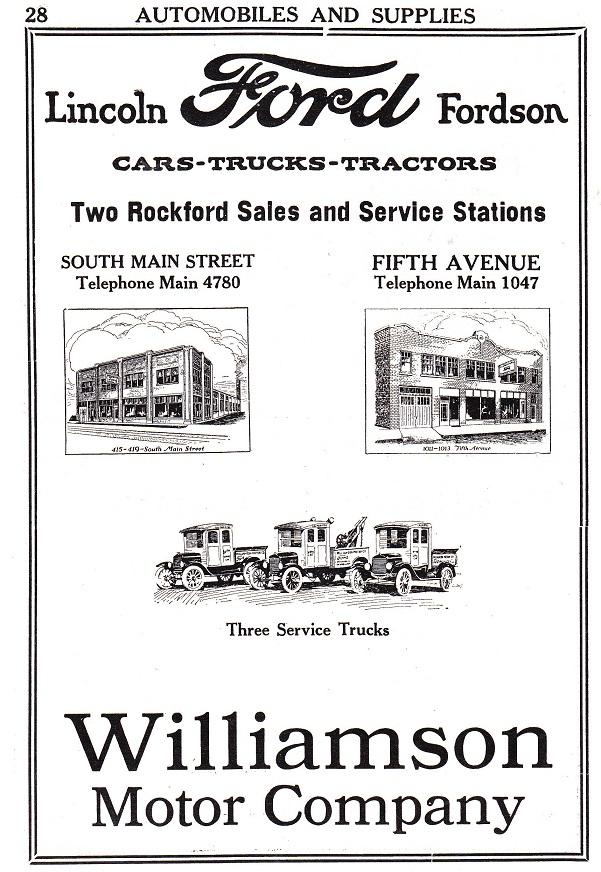 Williamson Motor Co.