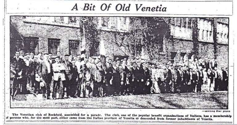 Bit of Old Venetia