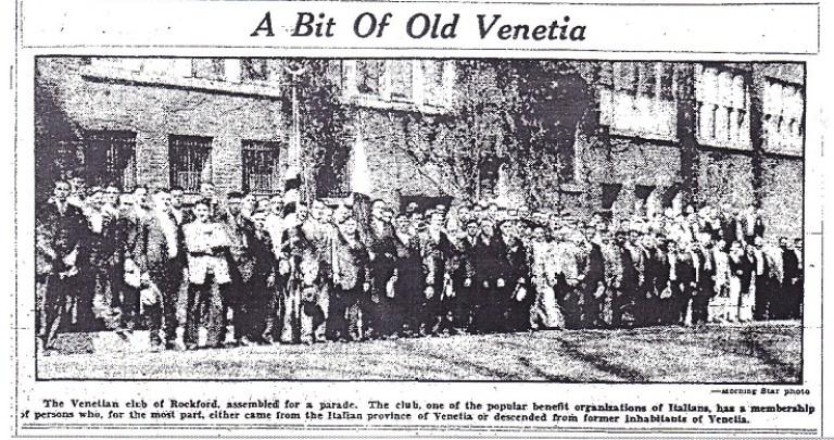 Bit of Old Venetia