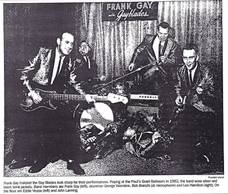 Frank Gay and the Gayblades