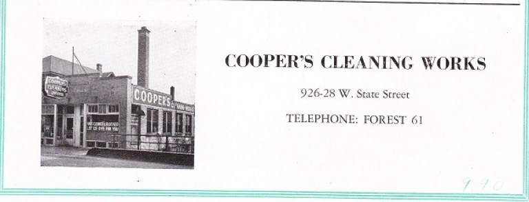 Cooper's Cleaning