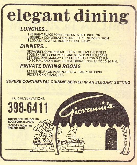 Giovanni's 1979