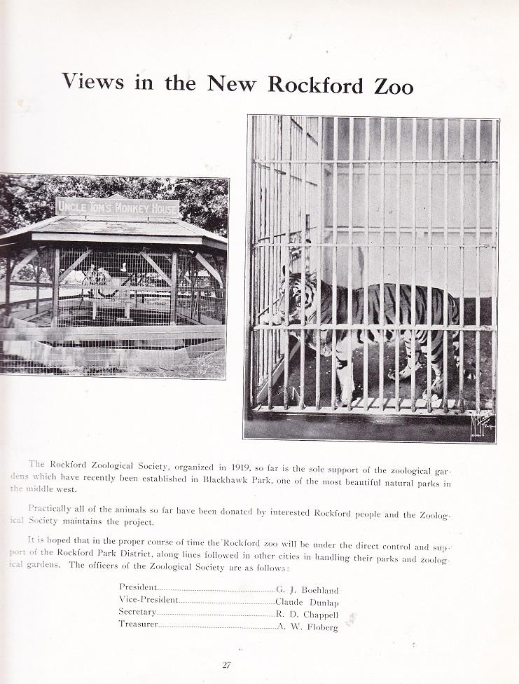 New Rockford Zoo