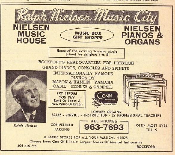 Ralph Nielsen Music CIty