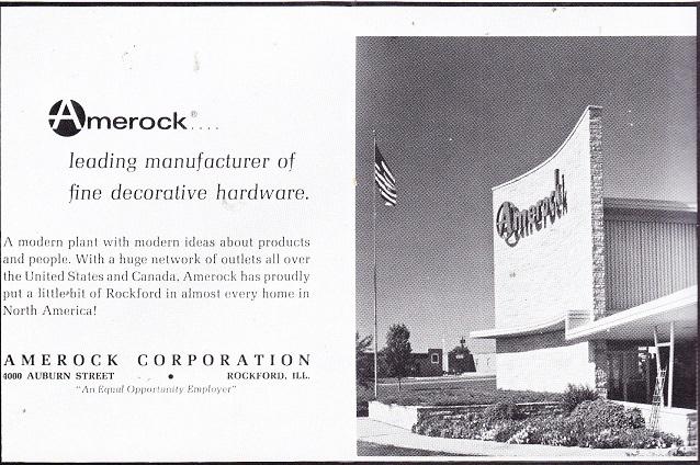 Amerock Company 1975