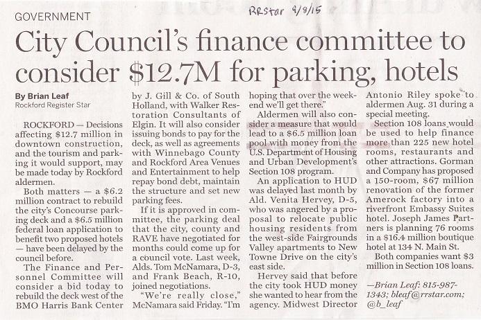 City Finance Committee