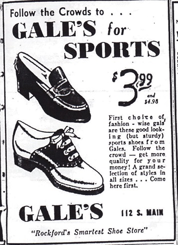 Gale's Shoe Store