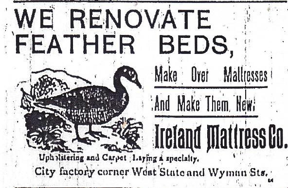 Ireland Mattress Co.