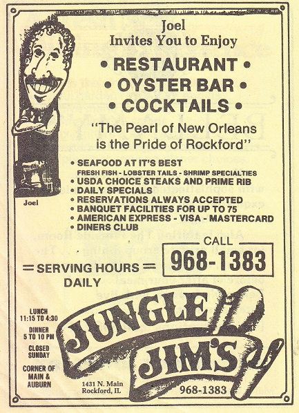 Joel's Jungle Jim's