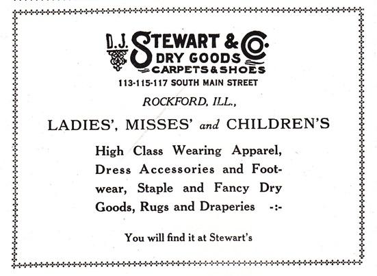 Stewart & Co. Dry Goods