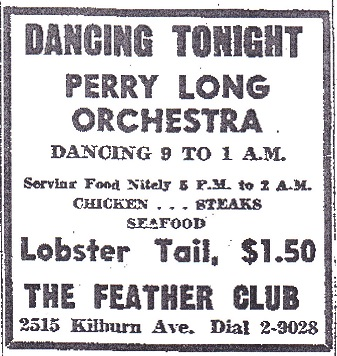 Feather Club - Perry