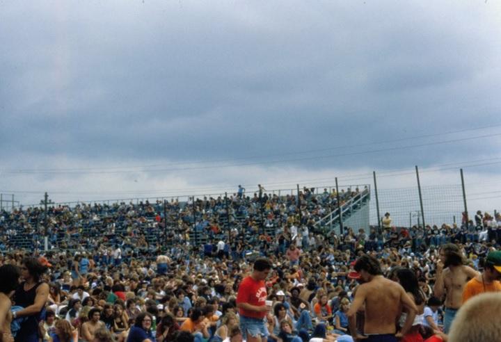 Rockford Speedway August 1980