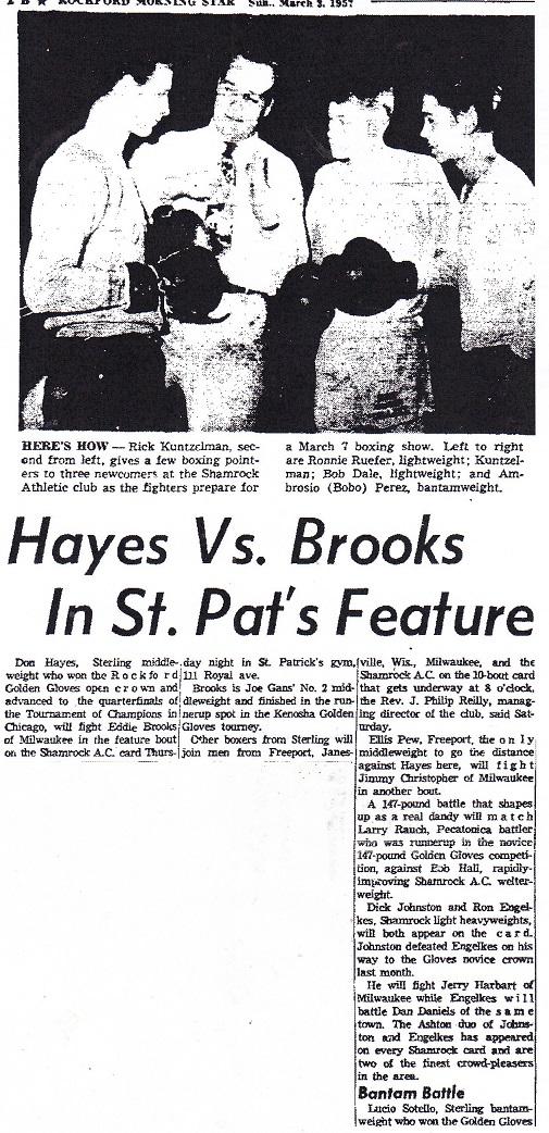 hAYES VS.