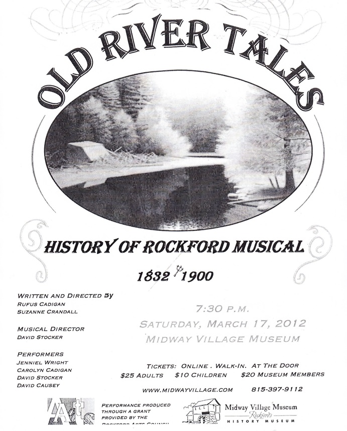 Midway Village Old River Tales