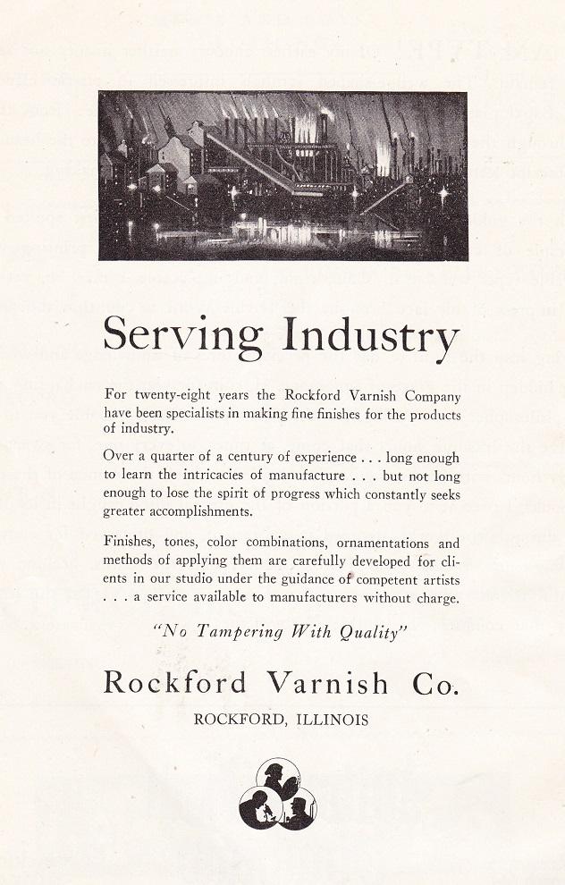 Rockford Varnish