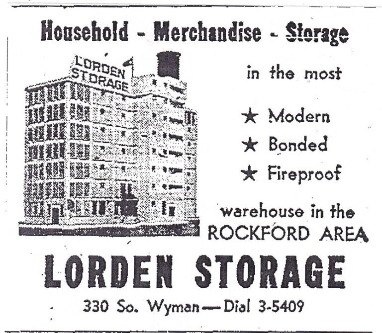 Lorden Storage