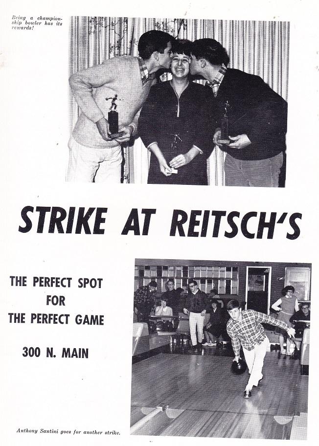 Strike at Reitsch's