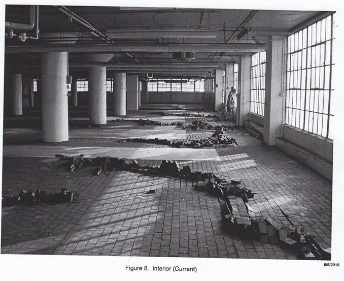 William Ziock Building Interior