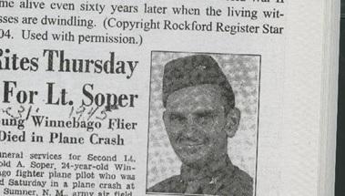 Lieutenant Harold Soper