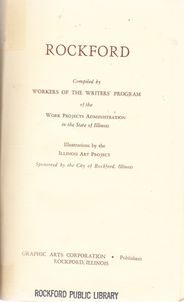 WPA Title Page sm