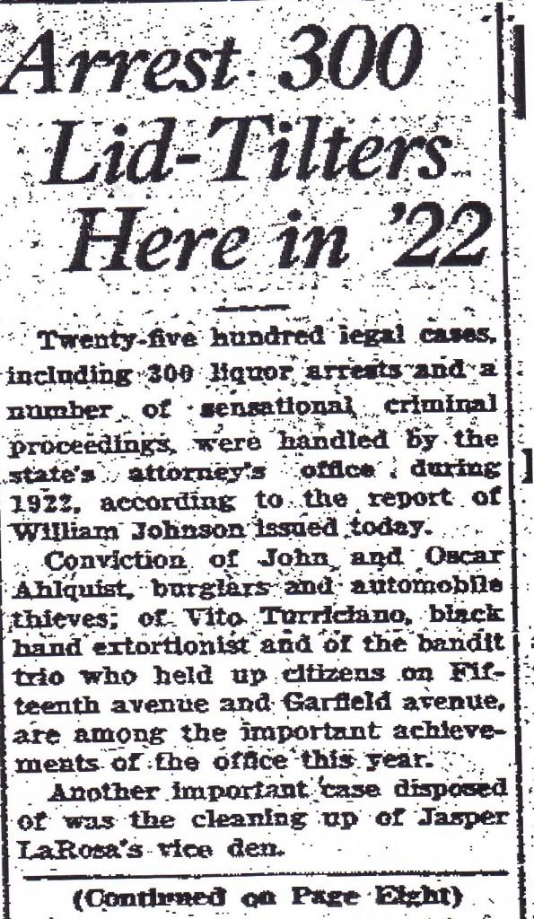 Arrest 300 Lid Tilters