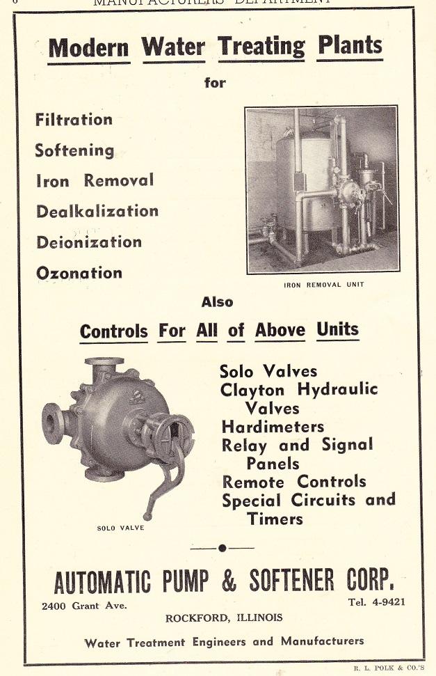 Automatic Pump