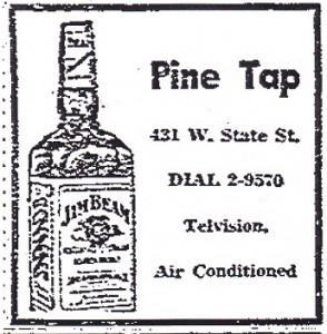 Pine Tap - 3