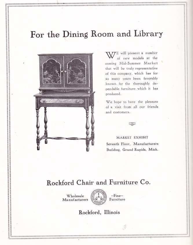 Rockford Chair and Furn