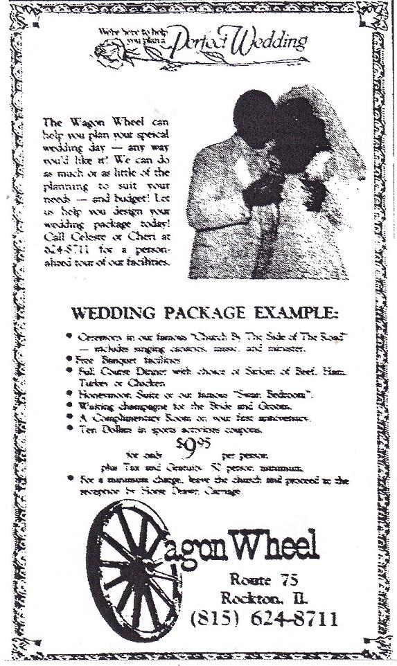 Wagon Wheel bridal
