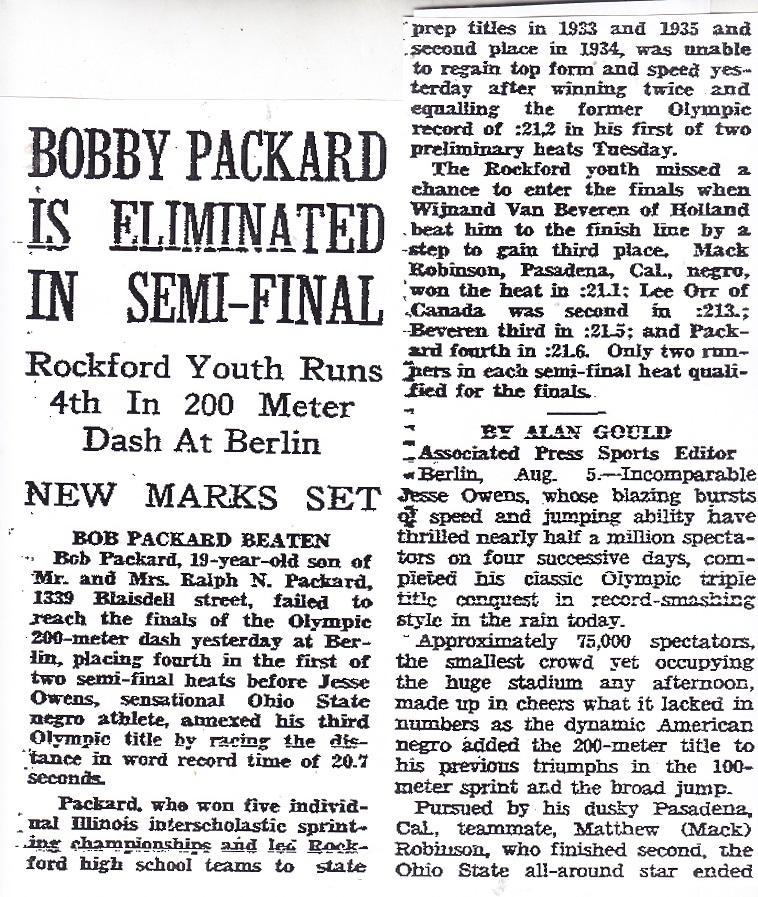 Bobby Packard