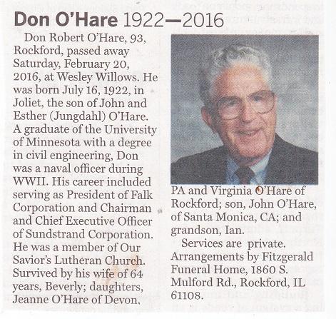 Don O'Hare